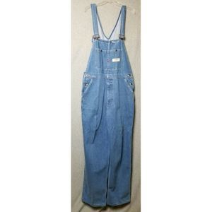 Vintage Big Mac Work Wear Square Bak Overalls